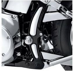 Harley-Davidson® Frame Inserts Softail® Models - Chrome 48212-08