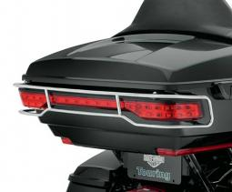 Harley-Davidson® Chrome Tour-Pak® Accent Rail 53000229