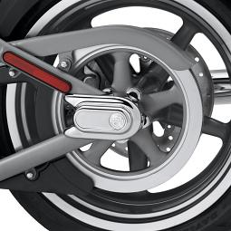 Harley-Davidson® Softail® Swingarm Axle Cover
