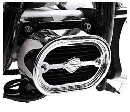 Harley-Davidson® Voltage Regulator Cover | Chrome