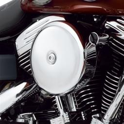Harley-Davidson® Smooth Air Cleaner Cover. 29153-07