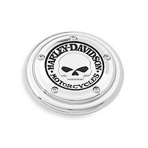 Harley-Davidson® Willie G® Skull Chrome Collection | Air Cleaner Trim