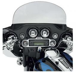 Harley-Davidson® Radio and Gauge Faceplate Trim