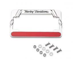 Harley-Davidson® Script License Plate Frame