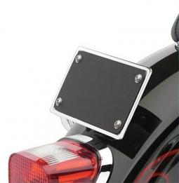 Harley-Davidson® Layback License Plate Mounting Kit