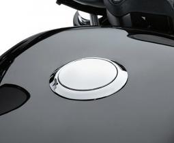 Harley-Davidson® Flush-Mount Gas Cap  Chrome 63139-10A
