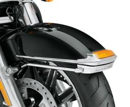 Harley-Davidson® Air Wing Front Fender Rail