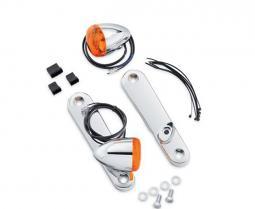 Harley-Davidson® Custom Touring Bullet Turn Signal Kit