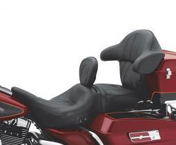 Harley-Davidson® Sun Ray® Seat | HEATED | '97-'07 Touring