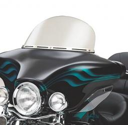 Harley-Davidson® Electra Glide® Low Windshield Light Smoke