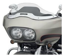 Harley-Davidson® Road Glide® Windshield Trim Chrome