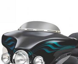Harley-Davidson® Electra Glide® 4 Inch Dark Smoked Wind Deflector