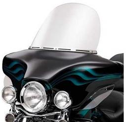 Harley-Davidson® Electra Glide® Tall Windshield Clear