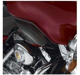 Harley-Davidson® Dark Smoked Fairing Air Deflector