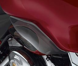 Harley-Davidson® Smoked Fairing Air Deflector