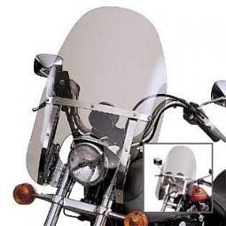 Harley-Davidson® Lexan Replacement Windsheld Light Smoke