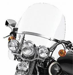 Harley-Davidson® H-D Detachables™ Windshield for Heritage Springer™ Clear