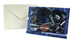 "Harley-Davidson® ""Together Forever"" Anniversary Card"