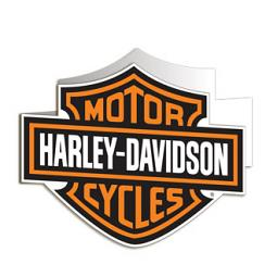 Harley-Davidson® Bar & Shield® Blank Card