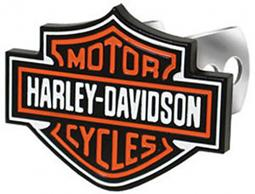 Harley-Davidson® Bar & Shield® Hitch Plug