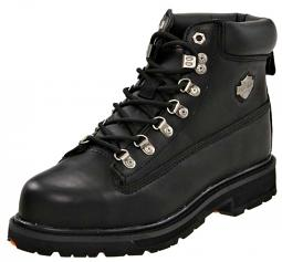 HARLEY-DAVIDSON® FOOTWEAR  Men's Drive Leather Steel Toe | Safety Work Boots