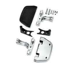 Harley-Davidson® Chrome Softail® Passenger Footboard Kit