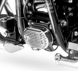 Harley-Davidson® Chrome Voltage Regulator 74567-11